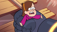 S1e20 Mabel in the fist
