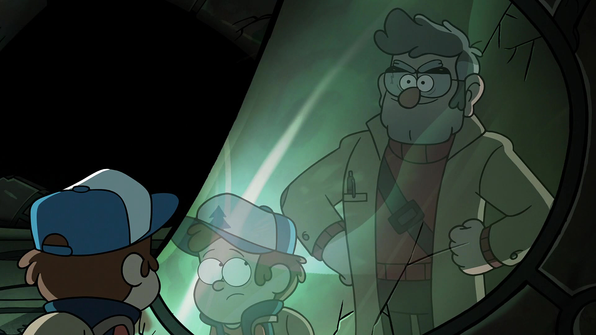gravity falls season 2 episode 3 cartoon crazy