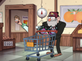 Tons grocery store