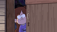 S1e16 Mabel opens the door