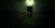S1e20 down the stairs