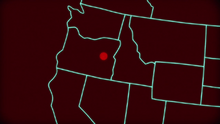 S2e1 gravity falls on map