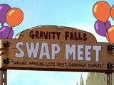 Gravity Falls Swap Meet