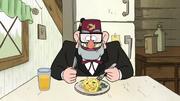 S1e16 stan eating omelette