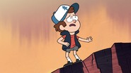 S1e20 dipper looking around