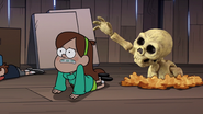 S2e6 Skeleton Sneak Up