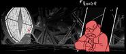 S2e18 production art Blendin's escape rough