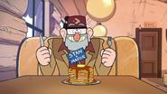 S2e14 Stan pancakes