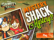 Game mystery shack mystery play