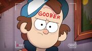 Short2 Dipper's birthmark