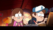 S2e4 mabel starting to panic