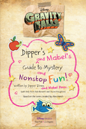 Dipper and Mabel's Guide page 01