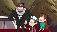 S1e14 mabel just keeps smiling
