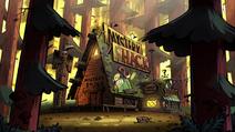 S2e1 mystery shack day