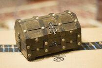 Cipher Hunt Cryptex box