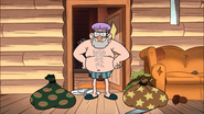 S1e12 Grunkle Stan without shirt