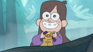 S1e2 mabel is so excited