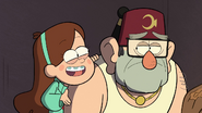 S1e3 mabel trying to cheer stan up