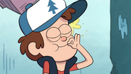 S1e5 Dipper keeps it a secret