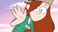 S1e5 wendy high five