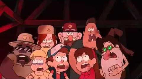 Gravity Falls - Take Back The Falls Trailer