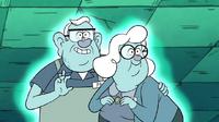 Ma y Pa como Fantasmas