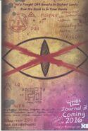 Promotional Card- Blind Eye