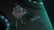 Stan jalando la palanca S1E20
