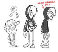 Chris Houghton S1e12 robbie hoodie