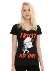 HT Trust No One girls tee