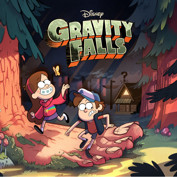 Image result for gravity falls