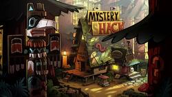 S2E3 Mystery Shack