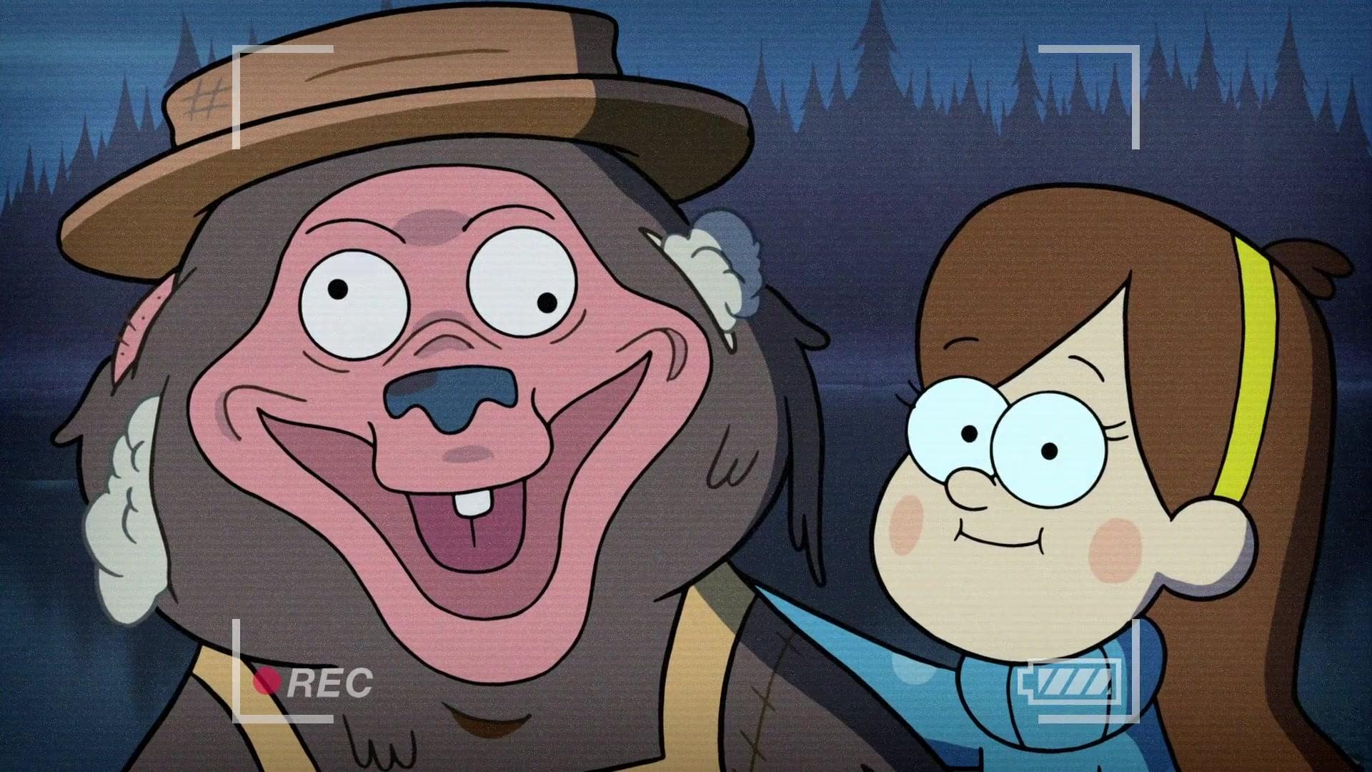 Bear-O | Gravity Falls Wiki | FANDOM powered by Wikia