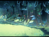 Лес гномов