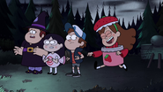 S1e12 mabel excited