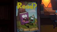 S2e4 read poster