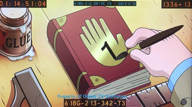 File:S2e12 author writing journal.jpg