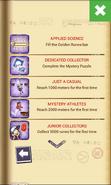 GF Magic Rune Mystery - Achievements (1)