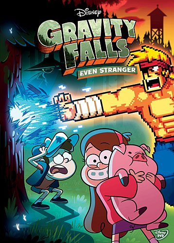 gravity falls  even stranger