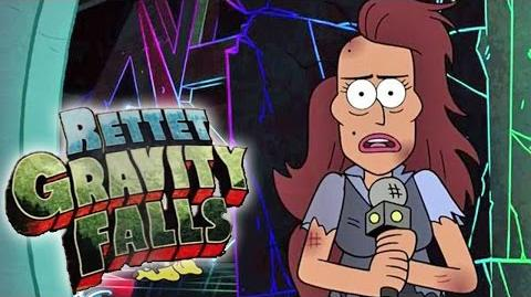 RETTET GRAVITY FALLS - Ostersonntag im DISNEY CHANNEL