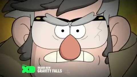 Gravity Falls S2 E18 Weirdmageddon Trailer