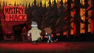 S2e18 Dipper and ford running away
