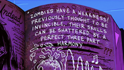 S2e1 zombie schwäche
