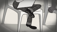 S1e3 toby's shoes