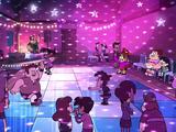 Вечеринка в Хижине Чудес