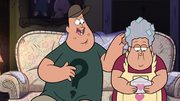 Soos e sua avó