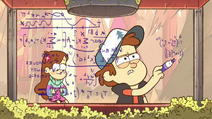 S1e9 Dipper melakukan matematika