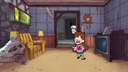 S1e4 mabel talking to herself