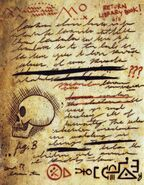 Six strange tales journal 3 skulls