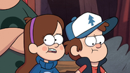 S1e14 Dipper and Mabel out of the pit